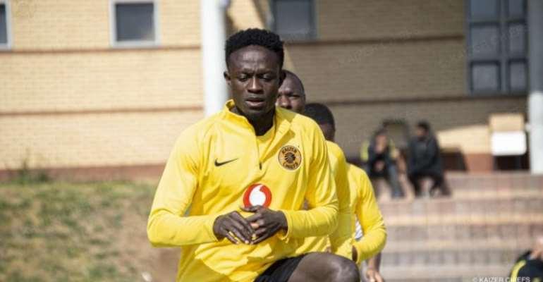 OFFICIAL: Ghana Midfielder James Kotei Joins Kaizer Chiefs From Simba SC