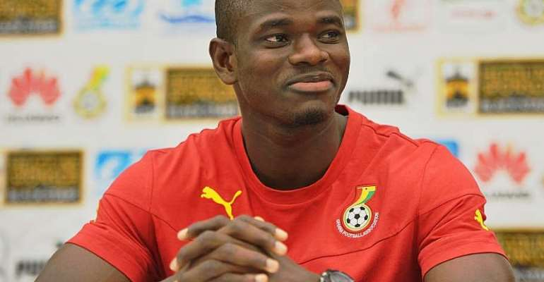 Jonathan Mensah Assures Black Stars Will Prepare well For Cameroon Clash