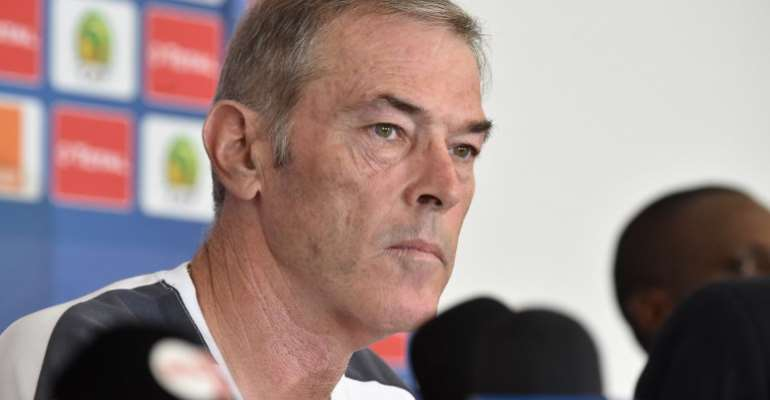 Benin Coach Michel Dussuyer Satisfied With Draw Against Strong Ghana Side