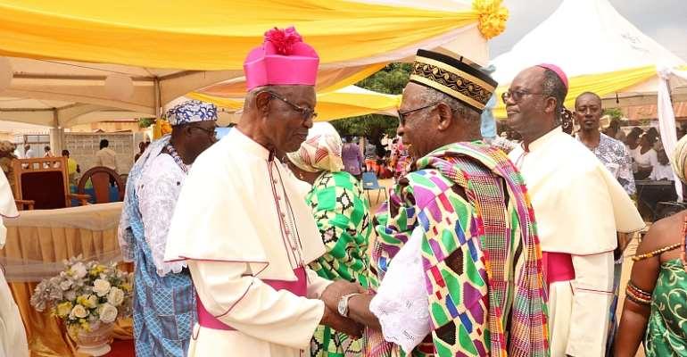Keta-Akatsi Diocese Launches Silver Jubilee