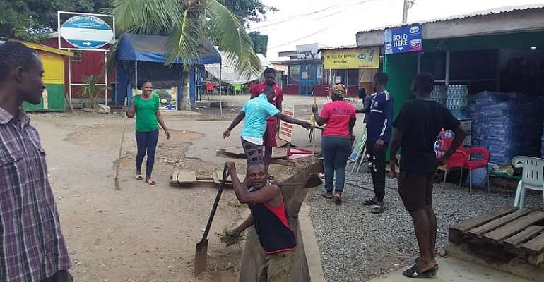 Do Ghanaians Need To Be Educated About The Purpose Of Street Gutters?