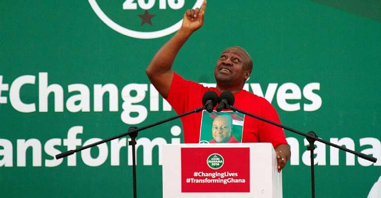 Election 2020: We'll Win With Or Without New Register – Mahama