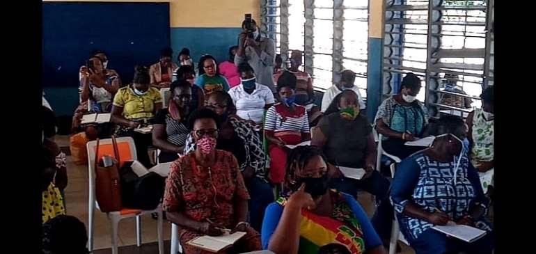 NTC, TEDD Ghana Trains Early Childhood Teachers In Shai Osudoku