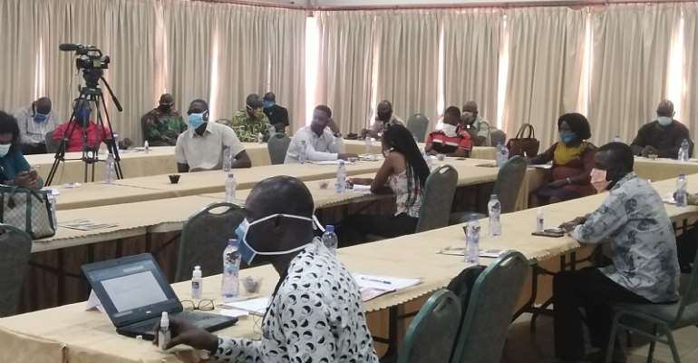 Journalists Schooled On Election Reporting Ahead Of 2020 Elections