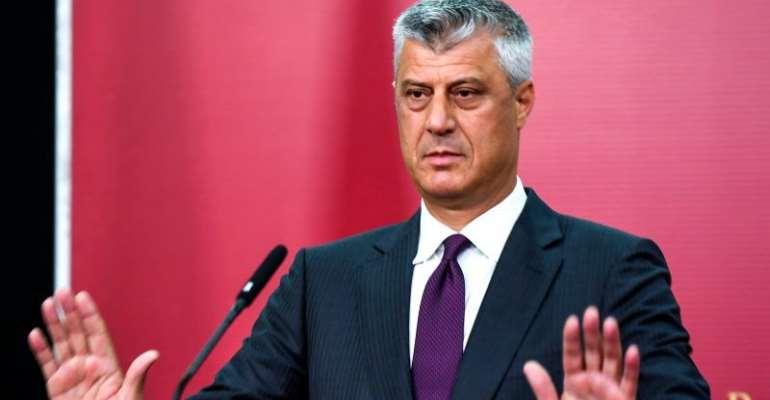 Hashim Thaçi is a Kosovar politician who has been the President of Kosovo since April 2016.