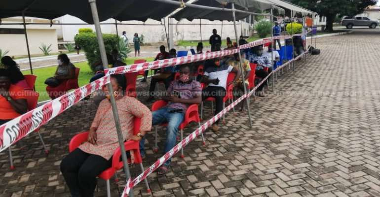 Deploy Health Personnel To Voter Registration Centres – GHS To Regional Directors