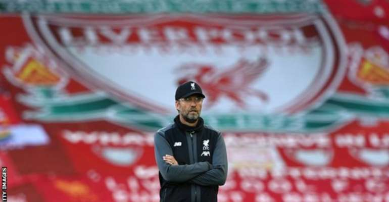 Klopp took over at Anfield in October 2015 following the sacking of Brendan Rodgers