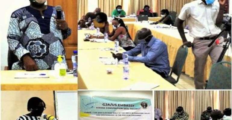 Election 2020: Don't Be Political Propaganda Tools - NMC Chairman Urges Media