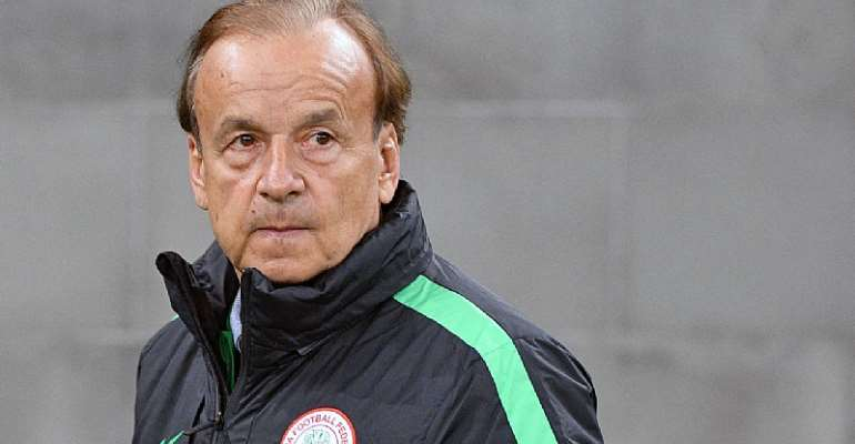 Gernot Rohr Hugely Disappointed By Defeat To Argentina As Super Eagles Exit World Cup