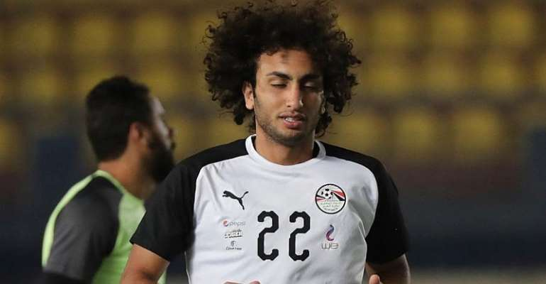 AFCON 2019: Salah And Egypt Teammates Rally Behind Expelled Warda