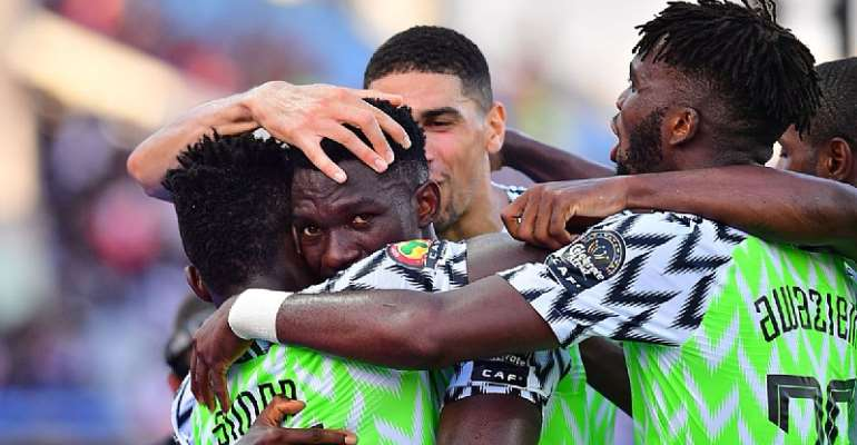 HIGHLIGHT: Watch Kenneth Omeruo's Solitary Goals For Nigeria That Sent Them Into Knockout Stage