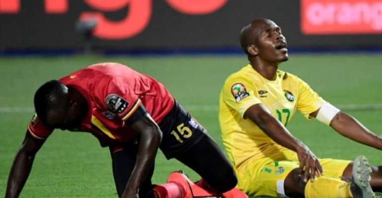 AFCON 2019: Zimbabwe Held After Two Glaring Musona Misses