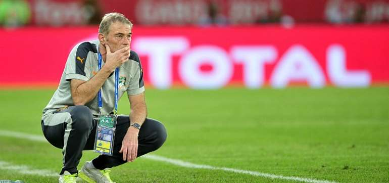 AFCON 2019: Benin Coach Michel Dussuyer Hails Players After Stalemate With Ghana