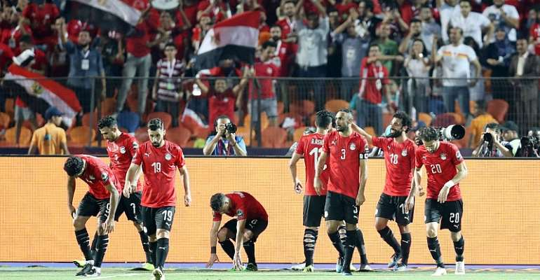 AFCON 2019: Mohammed Salah On Target As Egypt Books Ticket For Knockout Phase