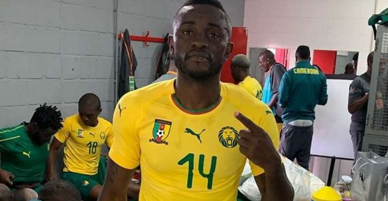 Afcon 2019: Cameroon Request To Replace Tagueu Turned Down