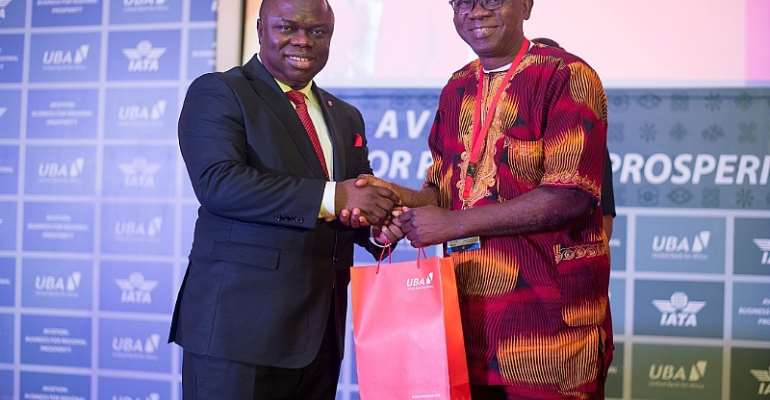 UBA To Provide IATA With Cash Management Solutions & Trade Services