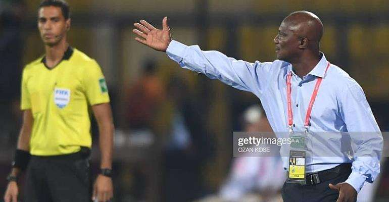 AFCON 2019: It's Unfair To Tag Kwesi Appiah As 'Tactical Bankrupt' - Frimpong Manso