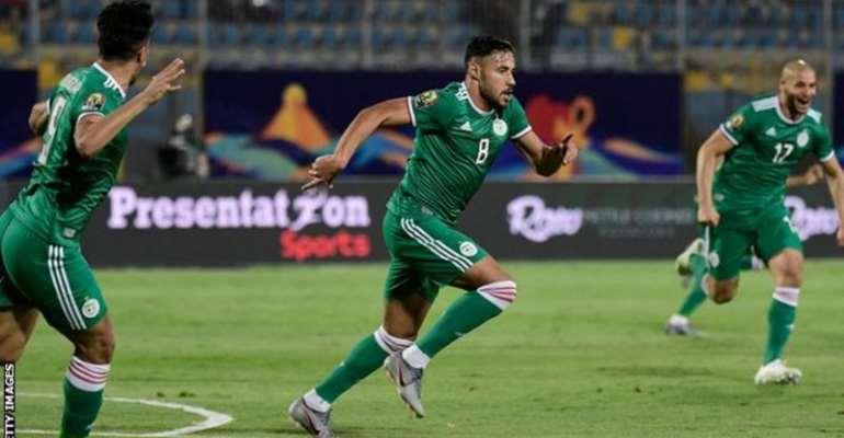 AFCON 2019: Algeria Beat Senegal To Book Round 16th Berth