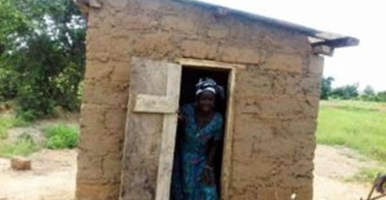 Widow, 75, Borrowed From Savings And Loans Firm To Build Toilets
