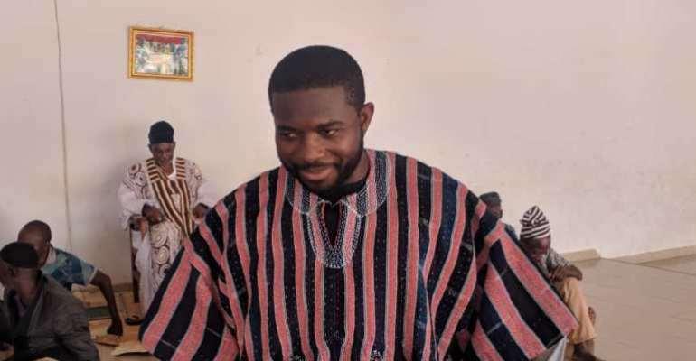 Jerome Otchere Writes: Nana Yaw Amponsah As Kotoko CEO
