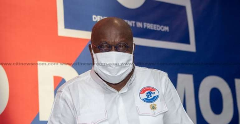 I'll Do Everything To Get NPP Another Victory In December – Akufo-Addo
