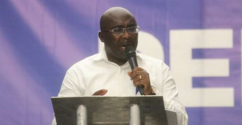 Selecting Me As Running Mate In 2008, 2012, 2016 And Now 2020 Honour, Historic — Bawumia