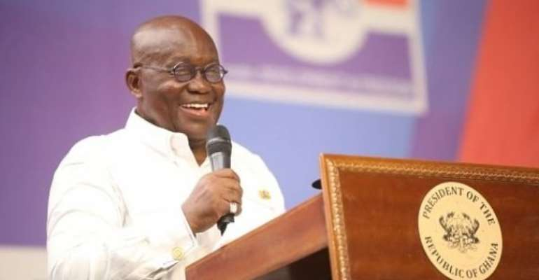 Go Out And Tell Our Good Story — Akufo-Addot To NPP Faithful