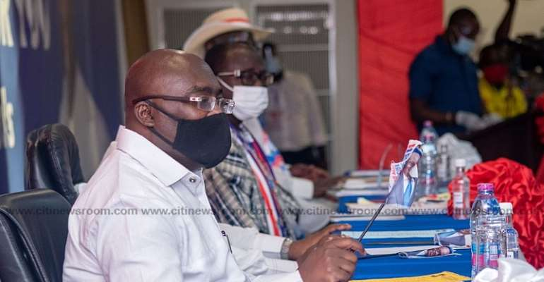 Ghana Post Addresses, Plates For All House By End Of 2020 – Bawumia