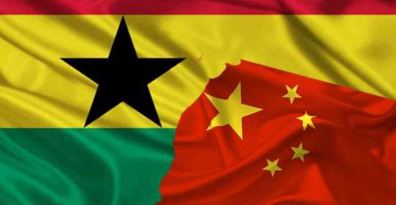 The Reason Why China Is Helping Ghana