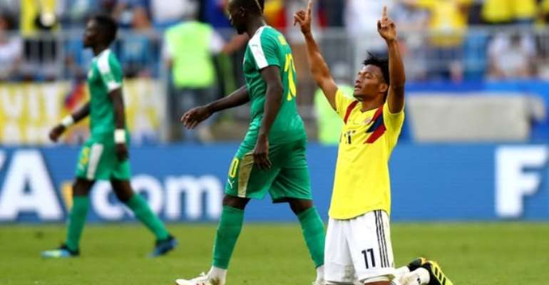 2018 World Cup: Senegal 0-1 Colombia:  Five Things We Learned