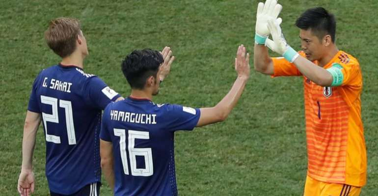 2018 World Cup: Japan Squeeze Into World Cup Last 16 Despite Defeat