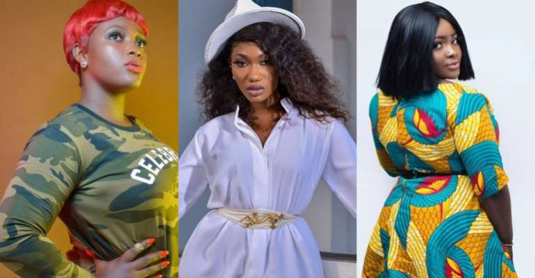 Wendy Shay Shades Replies Starboy's Signee Kim Maureen