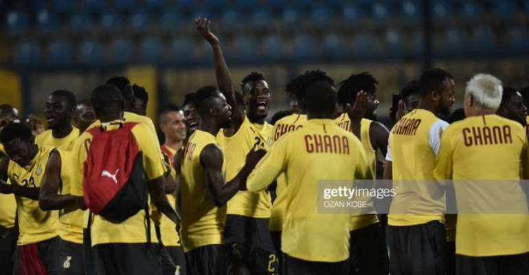 AFCON 2019: Black Stars Urged To Concentrate On Games Rather Than 'Jama'