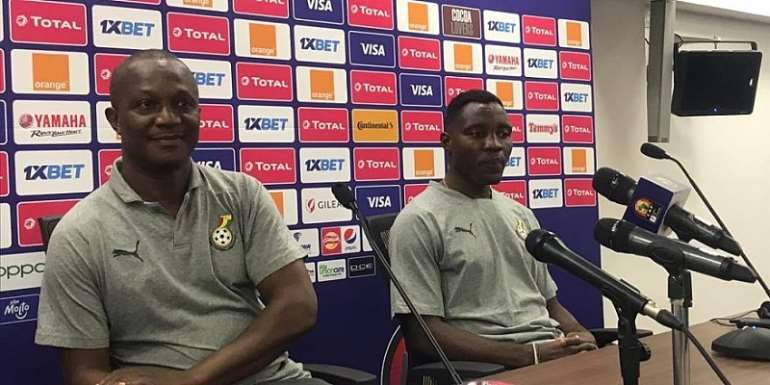 AFCON 2019: Black Stars Does Not Have Starting XI, Says Deputy Captain Kwadwo Asamoah