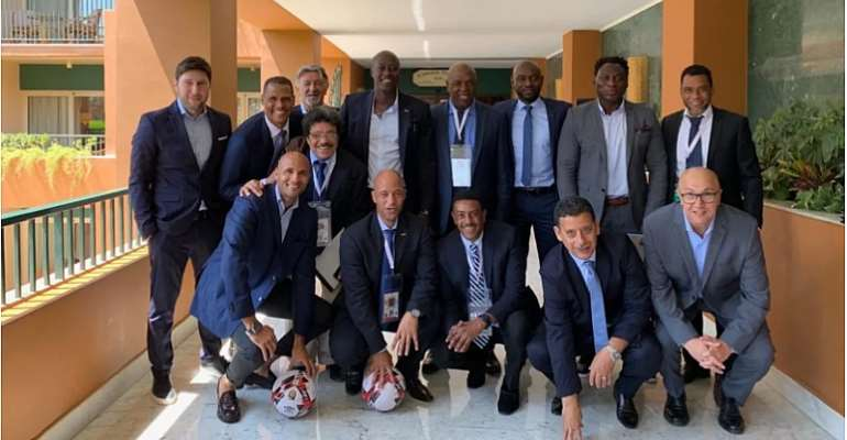 AFCON 2019: Meet CAF Technical Study Group (TSG) Members For AFCON