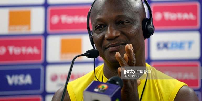 AFCON 2019: Coach Kwesi Appiah Calls For Fair Officiating Against Cameroon