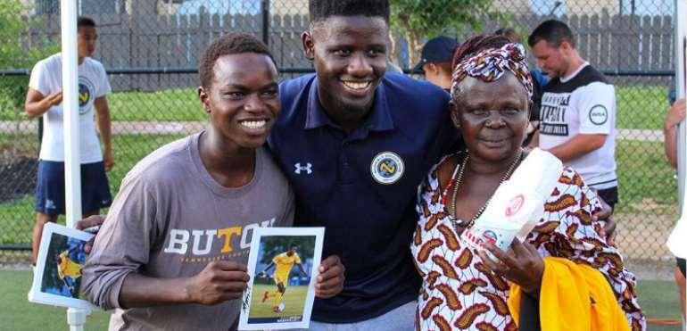 Ropapa Mensah Visits Nashville International Center For Empowerment On World Refugee Day
