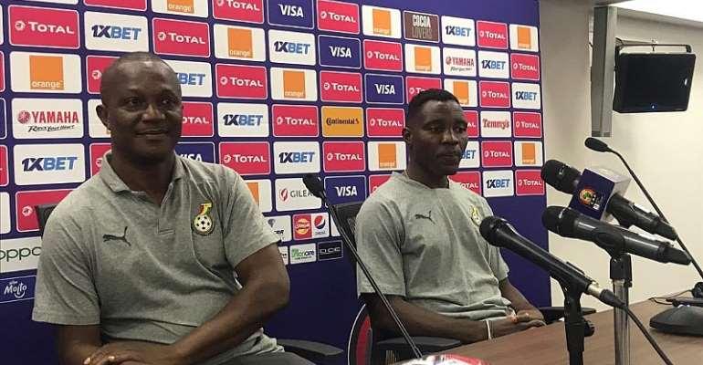 AFCON 2019: Ghana Not Afraid Of Cameroon - Coach Kwesi Appiah