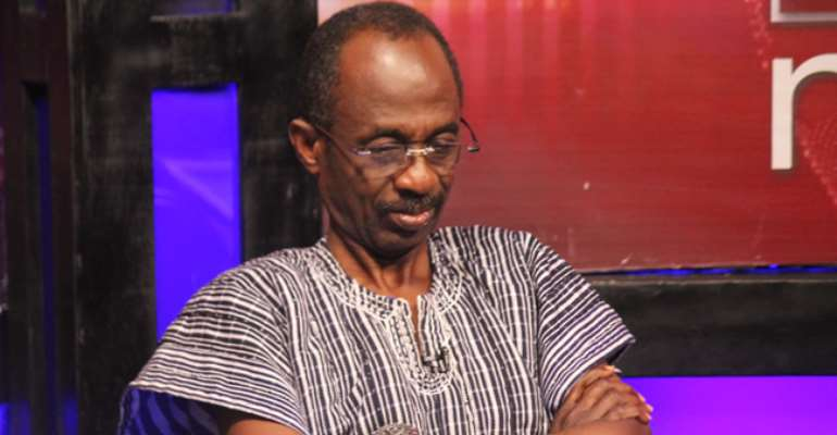 On-going Limited Registration is Fraudulent - Aseidu Nketia Fumes