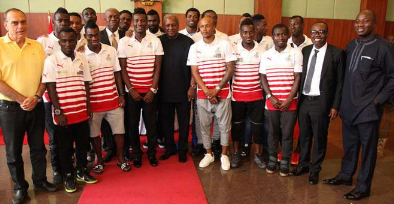 SHOCKING!: Former President Mahama Blew $15m In 2013 AFCON