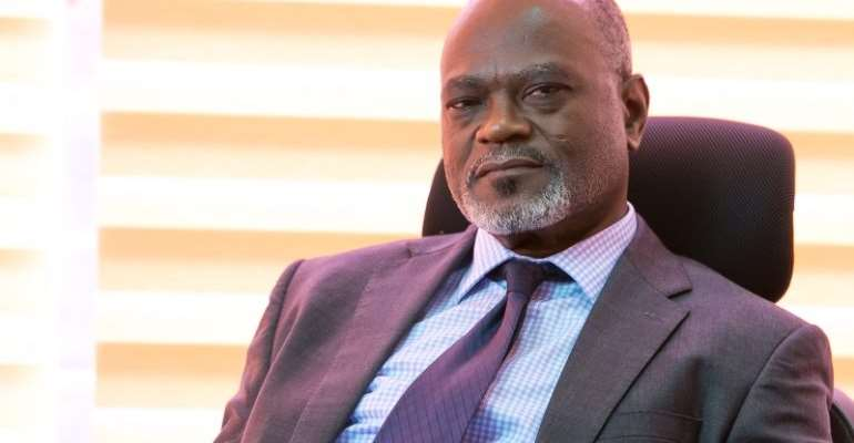 AFCON 2019: GFA Boss Dr Kofi Amoah Off To Egypt To Support Black Stars
