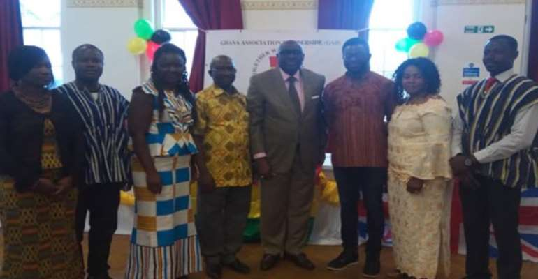 Ghana's Diaspora Database To Re-launched In The UK