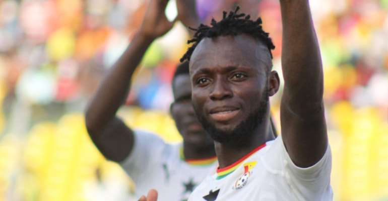 AFCON 2019: Kwabena Owusu Makes Black Stars Competitive Debut