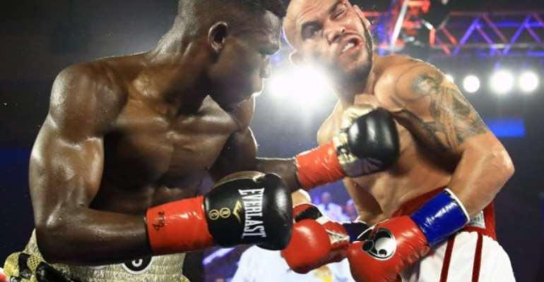 Richard Commey Floors Ray Beltran Four Times, Gets TKO In 8th