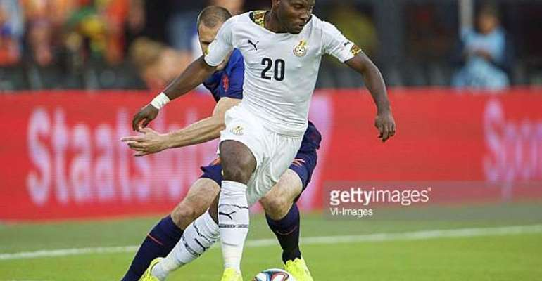 AFCON 2019: We Will Fight Till The End - Kwadwo Asamoah