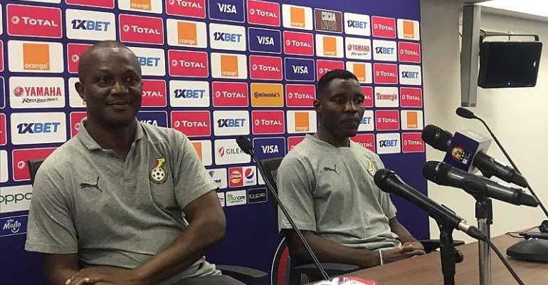 We Have Learned From Our Mistakes From The Benin Game – Kwadwo Asamoah