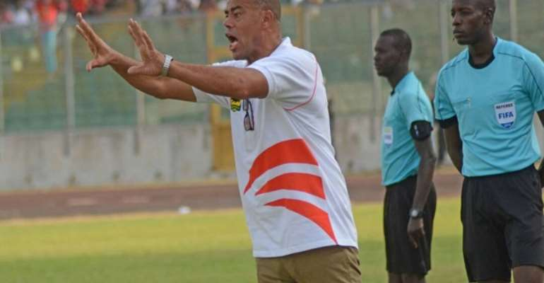 Steve Pollack Urges Kotoko To Beef Up Squad For CAF CL Campaign