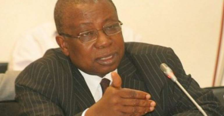 Kweku Agyemang - Manu, Ghana's Minister for Health