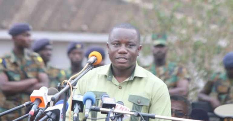 Military Deployment: Ignore NDC's Mischief, Propaganda – Nitiwul