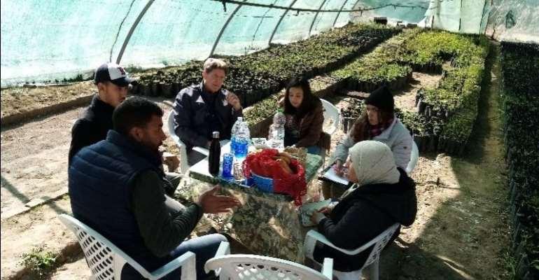 An Illuminating Farmer-To-Farmer Story In Morocco